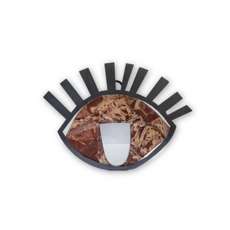 mirror eye marble
